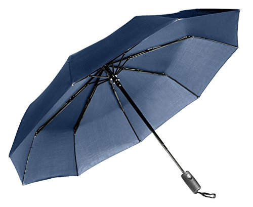 Repel Windproof Travel Umbrella Coating