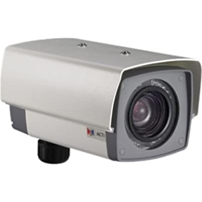 ACTI KCM-5211E 4M Outdoor Box with D/N, IR, Advanced WDR, 18x Zoom lens Netowrk Camera with ExDR