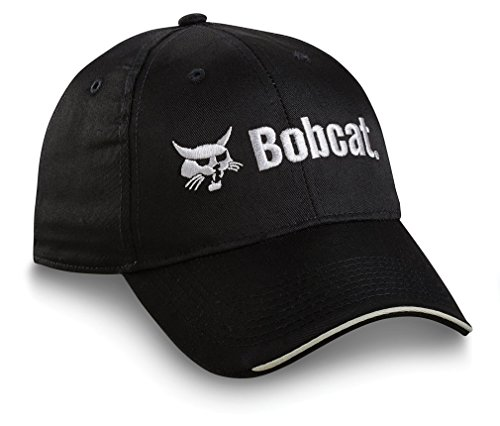 Bobcat 250023 Black One Size Cap (value silver tipping) from Bobcat