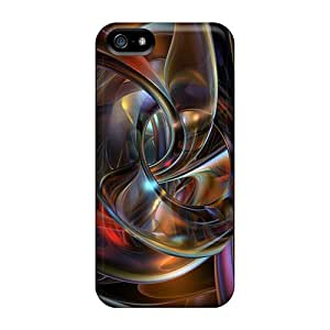 3d Design Cases Compatible With Iphone 5/5s/ Hot Protection Cases Black Friday