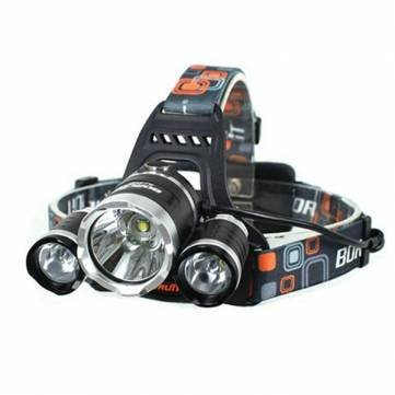 Pakhuis Phare torche XM rechargeable phare L T6 5000Lm LED 3T6 CREE 7rvq8w7