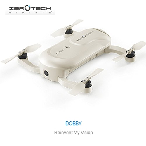 Pocket Selfie Drone FPV With 4K HD Camera and 3-Axis Gimbal GPS Mini RC Quadcopter