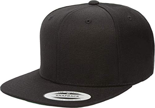 bb1b965fe9a Jual Flexfit Yupoong Premium Classic Snapback Hat
