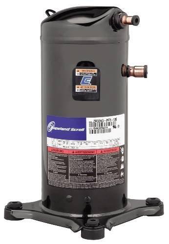 Scroll Compressor Refrigeration (GOODMAN ZR48K5EPFV800 48,200 Btu R22 Copeland Scroll)