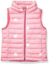 Amazon Essentials Girls' Hooded Puffer Jacket