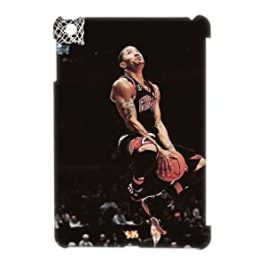 Cheap Hard Back Cover Case for Ipad Mini 3D Phone Case - Derrick Rose HX-MI-112561