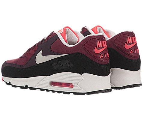 huge discount 98d34 45489 Nike Air Max 90 Premium Mens Running Shoes 333888-611 Team Red 10.5 ...