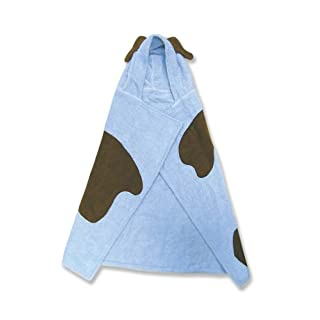Trend Lab Blue Puppy Character Hooded Towel,Puppy