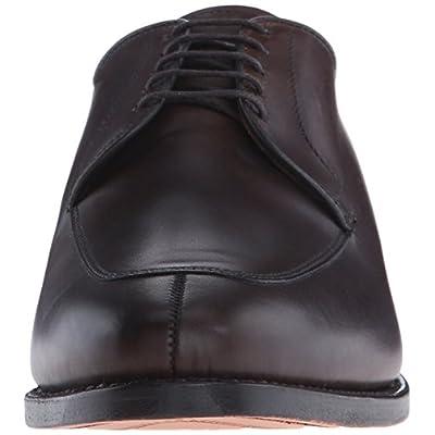 Allen Edmonds Men's Delray Moc Toe Oxford, Brown, 13 B   Oxfords