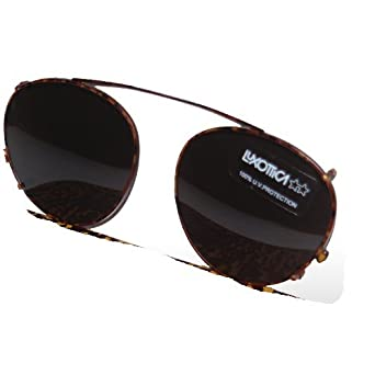 922ce1a67dd Dutch army surplus Itailan made CLIP ON Luxottica sunglasses  Amazon.co.uk   Clothing