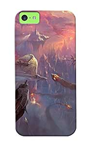 meilinF000Caroiliams Shock-dirt Proof Burning Kingdom Case Cover Design For iphone 4/4s - Best LoversmeilinF000