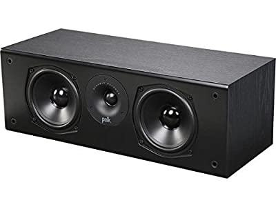Polk Audio T30 Home Theater and Music Center-Channel Speaker