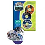 Fellowes CRC99942 NEATO CD Labels