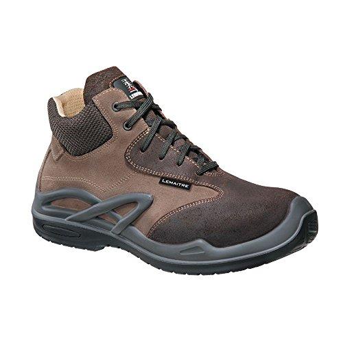Zapatos De Src No Marrón S3 nbsp;ci Montantes Seguridad Metálico 100 Lemaitre Megeve q0rqOd