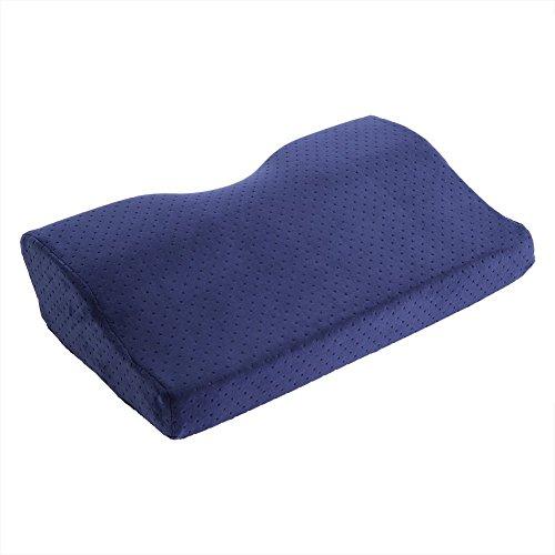 Almohadas para Dormir, Almohadas para Cuello Almohada Cervical Viscoelástica con Funda de Cojín de Almohada, Almohada...