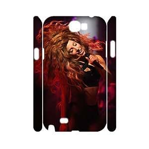 C-EUR Lady Gaga Customized Hard 3D Case For Samsung Galaxy Note 2 N7100