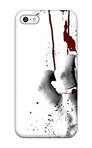 Iphone Case - Tpu Case Protective For Iphone 5/5s- Blood