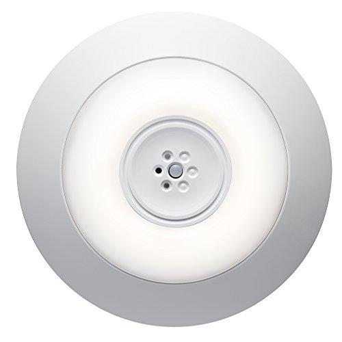 Haiku Home Premier LED Indoor/Outdoor 2200-5000K Lighting, White, Works with Amazon Alexa by Haiku Home (Image #1)