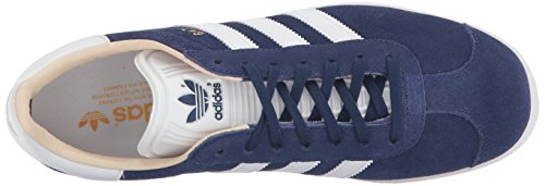 adidas Originals Gazelle W Edler Indigo / Weiß / Leinen