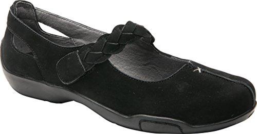 Black Femmes Hommerson Ros 38 Mary Noir Nubuck Jane Eu Chaussures Taille Couleur g50FFxwqS