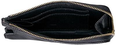 Fossil Rfid Phone Slide Wallet-Black