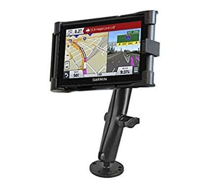 With Short Arm RAM Drill-Down//Flat Surface Mount for Tablet Holders