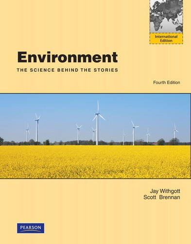 Read Online Environment: The Science behind the Stories: International Edition ebook