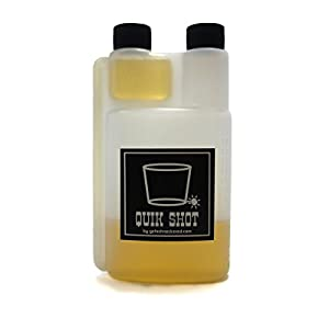 Amazon.com | Quik Shot - 16 Ounce Plastic Flask with a ...
