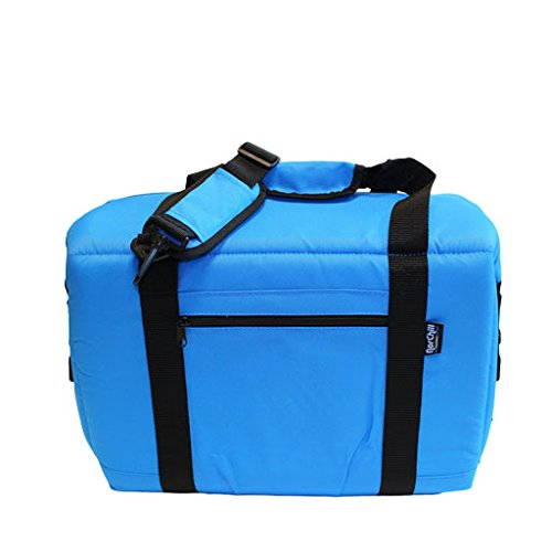 norchill-voyager-series-24-can-soft-side-cooler-bag-red-blue-black-available
