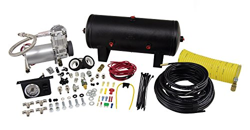 - AIR LIFT 25690 Quick Shot Air Compressor System