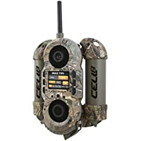 Wildgame Innovations C8B5-7 Crush 8 Cell Trail Camera, Realtree Xtra