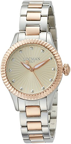 LOCMAN watch ISOLA D'ELBA Lady 0465M05A-0RAVNKBM Ladies
