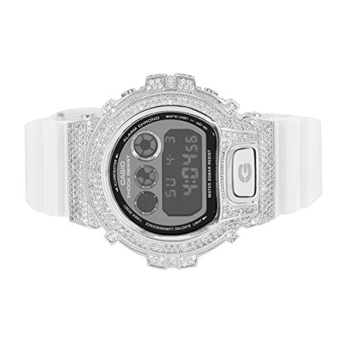 Custom Band Diamond Watch - 1
