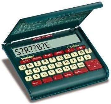 Franklin Collins Official Scrabble Dictionary SCM319 - Diccionario electrónico oficial del juego Scrabble: Amazon.es: Oficina y papelería