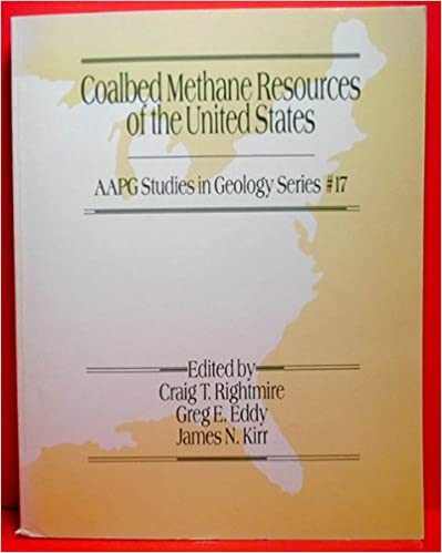 ,,OFFLINE,, Coalbed Methane Resources Of The United States (Aapg Studies In Geology, Series #17). journal Greece camping frontera Kiely