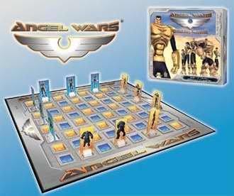Juego de Mesa de Estrategia de Game-Angel Wars: Amazon.es: Hogar