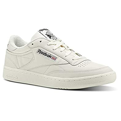 a7403b6c9 Image Unavailable. Image not available for. Color: Reebok Classic Men's  Club C 85 Vintage Sneakers CN3924,Size ...