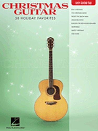 - Hal Leonard Christmas Guitar -Easy Guitar Tab