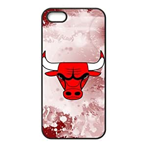 meilinF000Bulls logo Phone Case for Iphone 5smeilinF000