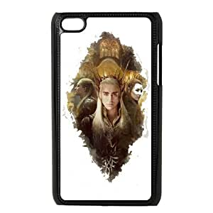 iPod Touch 4 Case Black The Hobbit hso