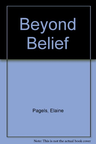 Beyond Belief: The Secret Gospel of Thomas (Hard Cover) (Beyond Belief The Secret Gospel Of Thomas)