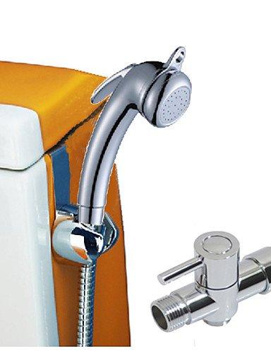 Royal-Bidet Shattaf Douche Spray Kit Muslim Shattaf Modern Style Bidet Sets by Contemporary Bathroom Sink Faucet