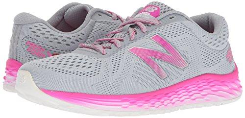 pink Scarpe Fresh New Running Foam Arishi Glo Silver Donna Mink Balance wIzIR