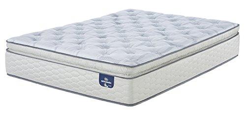 Sertapedic Super Pillowtop 300 Innerspring Mattress, California (Serta California Pillow Top Mattress)