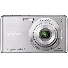 Sony Cyber-Shot DSC-W530 14.1 MP Digital Still Camera with Carl Zeiss Vario-Tessar 4x Wide-Angle Optical Zoom Lens and 2.7-inch LCD (Silver) (OLD MODEL)
