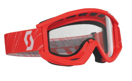 Scott Recoil Goggles (Red), Outdoor Stuffs
