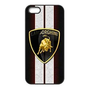 KJHI lamborghini logo Hot sale Phone Case for iPhone 5S