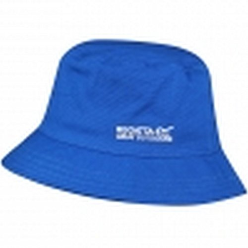 a70d6454 Regatta Great Outdoors Childrens/Kids Crow Canvas Bucket Hat: Amazon.co.uk:  Clothing
