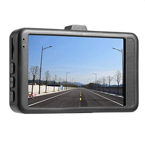 3.0 Inch LCD Dash Camera Video Car DVR Recorder Full 1080P HD G-Sensor 32GB Motion Detector Cycle Recording