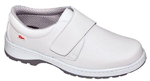 scl Dian 43 Blanco Trabajo De Unisex Zapato Talla Color Milán adulto aS8S5